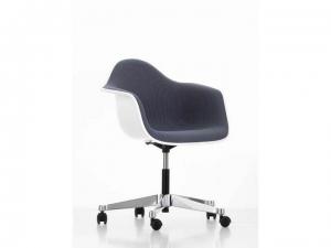 Eames Plastic Armchair EPA PACC tapicerowane