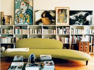 Free Form Sofa