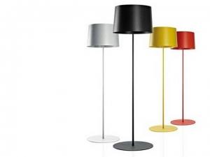Twiggy- lampa podłogowa do czytania