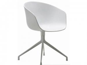 About a Chair na aluminiowej bazie