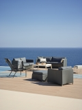 Defined- dywan Outdoor - Cane Line - Diamond_lounge_grey_sunbrella_Chill-out_table_Edge_loungechair_model_4e.jpg