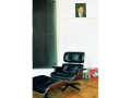 Eames Lounge Chair & Ottoman (walnut black pigmented) - od ręki! - Vitra - 7141_0000C509.jpg