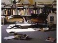 Eames Lounge Chair & Ottoman (walnut black pigmented) - od ręki! - Vitra - 0004864.jpg_00002514.jpg