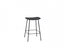 Hocker Fiber Stool Tube Base - muuto