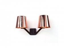 Base Copper Wall Light - Tom Dixon