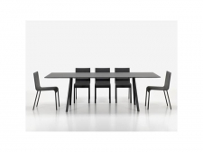 A- Table Black Edition - Vitra