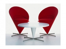 Cone Chair & ConeStool - Vitra