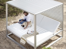Day Bed Lamas - Gandia Blasco