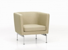 Suita Club Armchair - Vitra