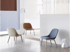 Fotel Fiber Lounge Chair - muuto