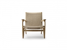 Fotel CH25 Lounge Chair - Carl Hansen & Son
