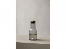 Water Bottle 0,5l - karafka , Smoke/Brass - menu