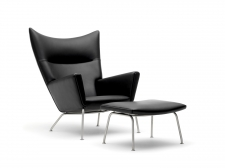 Fotel CH445 Wing Chair - Carl Hansen & Son
