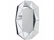 PROMOCJA Lustro DIAMOND SMALL MIRROR, Reflections Copenhagen - Selected by Atak Design