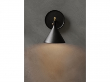 Kinkiet Cast Scone Wall Lamp - menu
