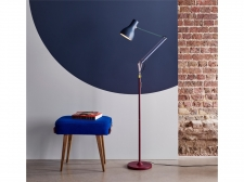 Type 75? Floor + Paul Smith Edition Four - lampa stojąca - Anglepoise