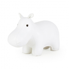 Hippo White -  podpórka książek  - Selected by Atak Design