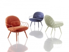 Pina Low Chair - Magis