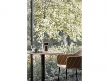 PROMOCJA Lampa Column Table Lamp Bronze - menu