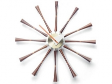 Spindle Clock - Vitra