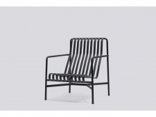 Palissade Lounge Chair High - fotel ogrodowy - HAY
