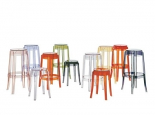 hocker Charles Ghost - Kartell