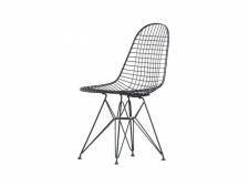 Wire Chair DKR Black - Vitra