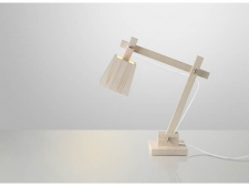 wood lamp - muuto