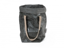 Torba Uashmama Carry Two Dark Grey LUX - UASHMAMA