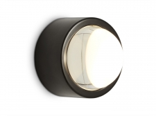 Spot surface round black - kinkiet - Tom Dixon