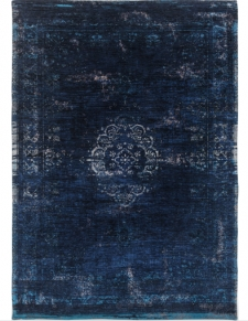 PROMOCJA DYWAN NATURALNY ORIENT (GRANATOWY) - BLUE NIGHT 8254  - Selected by Atak Design