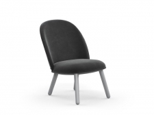 PROMOCJA Ace Lounge Chair Nest Grey  - Normann Copenhagen