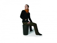 Container stool - Moooi