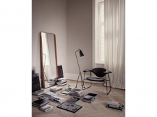 Lustro Adnet Wall Mirror Rectangular - gubi