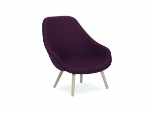 About a Lounge Chair AAL 92 - fotel