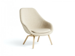 About a Lounge Chair AAL 93 - fotel