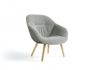 About a Lounge Chair AAL 82 soft duo - fotel