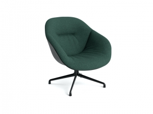 About a Lounge Chair AAL 81 soft duo - fotel