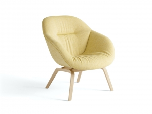 About a Lounge Chair AAL 83 soft - fotel