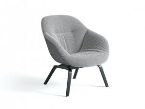 About a Lounge Chair AAL 83 soft duo - fotel