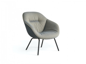 About a Lounge Chair AAL 87 soft duo - fotel