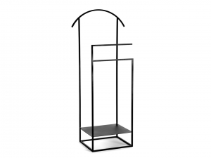 Clothes Rack Black Display - wieszak na ubrania
