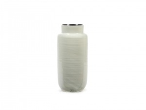 Vase light grey - wazon