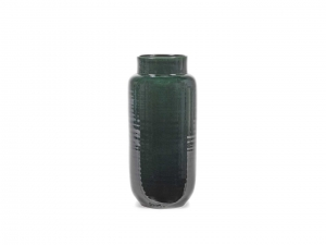 Vase dark green - wazon