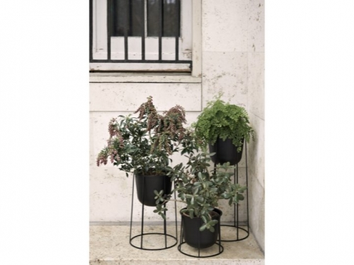 Donice Wire Pot Black - menu - wire pot02.jpg