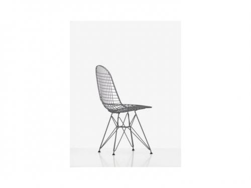 Wire Chair DKR - Vitra - Wire Chair DKR gray