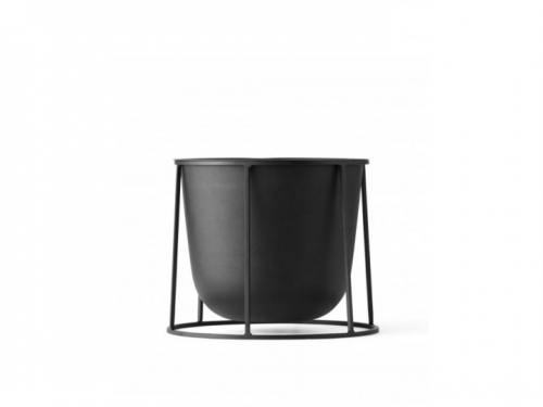Donice Wire Pot Black - menu - wire pot03.jpg