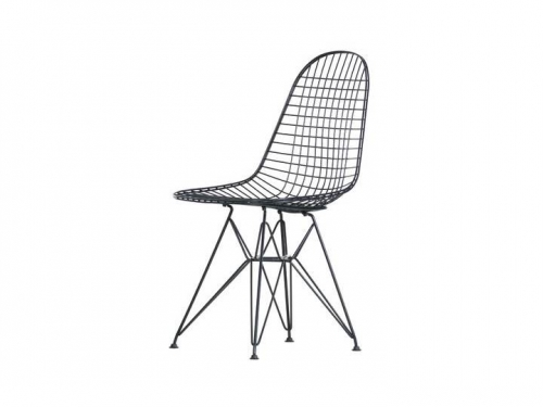 Wire Chair DKR - Vitra - Wire Chair DKR black