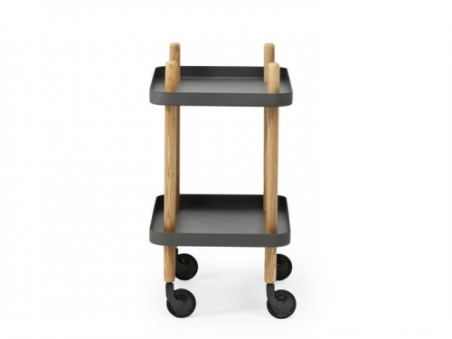 Block barek, stolik - Normann Copenhagen - 602205_Block_DarkGray_Side.jpg