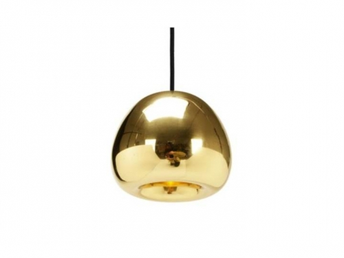 Void - lampa wisząca - Tom Dixon - Void Mini Brass01.jpg